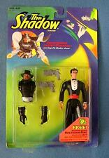 THE SHADOW TRANSFORMNG LAMONT CRANSTON 4 INCH ACTION FIGURE KENNER 1994