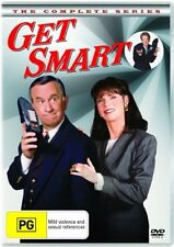 The Get Smart: Complete Series (DVD, 2008)