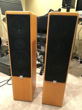 Canton Ergo 72 DC stereo speakers