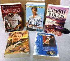 Lot of 5 Paperbacks Coltons, Moonlight Cove, Ragged Rainbows, Miriams Heart, Bur