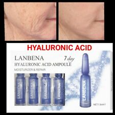 Strong Hyaluronic Acid 7 Ampoule Serum Firming collagen Skin Lifting &Tightening