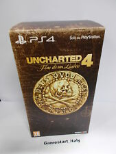 UNCHARTED 4 LIBERTALIA COLLECTOR'S EDITION - SONY PS4 - NUOVO NEW VERSIONE ITA