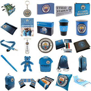Manchester City FC Official Merchandise Christmas Birthday xmas Man City Gift