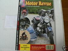 MOTOR REVUE 2007-05 POSTER BMW R11,DKW RT350,APRILIA RS125,ENFIELD 500,KAWA ZX10