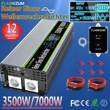 EDECOA 3000 6000 watt Wechselrichter 12v 230v Spannungswandler Inverter KFZ