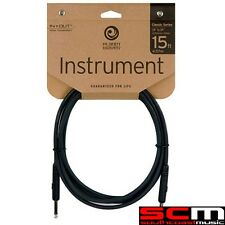 DADDARIO PLANET WAVES CLASSIC GUITAR CABLE 15 PW-CGT-15 15ft LEAD BRAND NEW