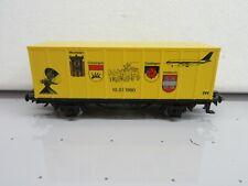 "HO - Marklin 4481 Postal Container Car ""10.7.1990"" - LNIB"