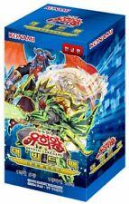 "Yu-Gi-Oh Card ""Deck Build Pack Spirit Warriors""Booster box (15Packs) / Korean"
