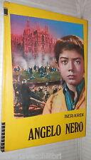 ANGELO NERO Maria Rosaria Berardi Paoline 1974 La 500 Narrativa Ragazzi Classici