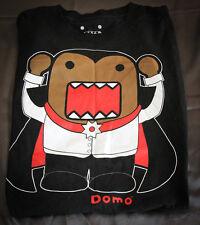 DOMO - DRACULA VAMPIRE BLACK T-SHIRT - MEN'S Size Medium