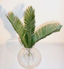 3 Stück Palmwedel  40 cm Kunstblumen -Seidenblumen