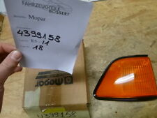 Dodge Spirit '89-'91 Blinker Blinkleuchte rechts Mopar 4399158 lamp right