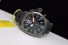 Invicta 14870 Sea Spider Gunmetal Chronograph Rubber Bracelet 50mm Mens Watch
