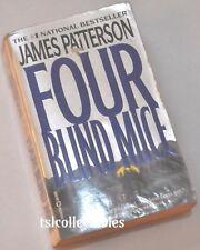 (TSL) *PB* FOUR BLIND MICE by James Patterson