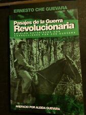 PASAJES DE LA GUERRA REVOLUCIONARIA ERNESTO CHE GUEVARA / PUERTO RICO