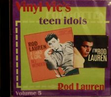 VINYL VIC'S 'Forgotten Teen Idols #5 - Rod Lauren