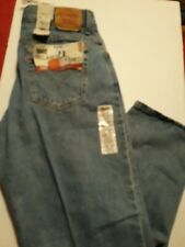 Vintage New w/tags Levi's 550 RedTab women's Denim Jeans 18s Made in USA light