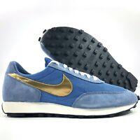 Nike Sportswear DBREAK Daybreak SP Ocean Fog Blue Gold BV7725-400 Men's 9.5-11.5