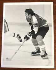 Rare Original Photo Vintage 1970'S Bobby Clarke Philadelphia Flyers