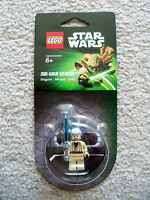 LEGO Star Wars - Rare - Exclusive Obi-Wan Kenobi Magnet 850640 - New & Sealed