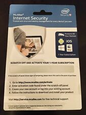 McAfee Internet Security Multi Devices