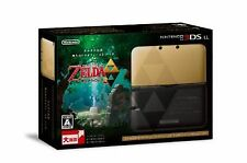 Nintendo 3ds XL The Legend of Zelda a Link Between Worlds Limited Edition F/s K