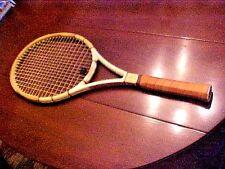 New listing Wilson Jack Kramer Autograph Millennium Limited Edition Tennis Racquet 4 3/8