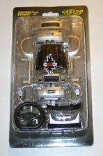 CARSON XMODS X-MODS NISSAN 350Z Z 350 BODY SET TUNING SILBER SILVER 408025 TOP!