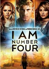 I Am Number Four 0786936812664 With Timothy Olyphant DVD Region 1