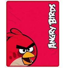 Rovio Angry Birds Jeu Rouge Oiseau Panneau Polar Couverture Polaire pour Enfants