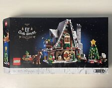 New Lego Box Only - From Creator Set 10275 Elf Club House