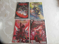 MARVEL AMAZING SPIDER-MAN ISSUES #797-#800 1ST ISSUES RED GOBLIN