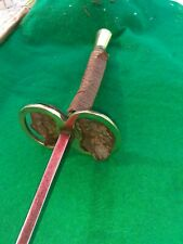 Vintage Antique French Excelsior Marque Sword Fencing Foil Epee