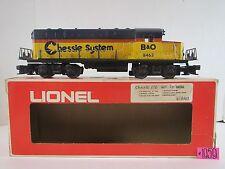 LIONEL 6-8463 LIMITED EDITION CHESSIE GP-20 Powered DIESEL Engine
