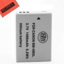 BM Premium NB-5L Battery for Canon PowerShot SX230 HS SX210 HS SX200 HS S100 S11