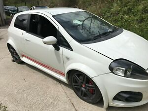 FIAT GRANDE PUNTO ABARTH QUALITY CONDITION ONLY 47K ON CLOCK ALL PARTS AVAILABLE