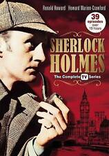 Sherlock Holmes: The Complete Series (DVD) NEW Factory Sealed, Free Shipping