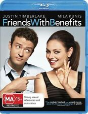 Friends With Benefits (Blu-ray, 2011)
