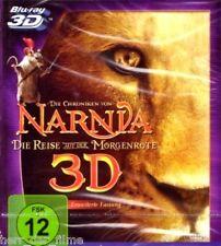 DIE CHRONIKEN VON NARNIA: DIE REISE AUF DER MORGENRÖTE (Blu-ray 3D) NEU+OVP