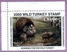 2005 NWTF WILD TURKEY STAMP CALL SHIPPING $0.00