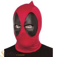 Rubies Adult Deluxe Deadpool Mask Super Hero Fancy Dress Costume Accessory
