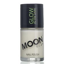 Moon Glow Glow in the Dark Nail Varnish Polish - Choose your colour - 14ml