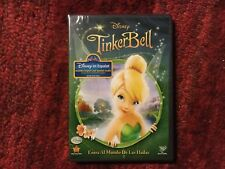Disney : TinkerBell with Spanish and English Audio : New DvD