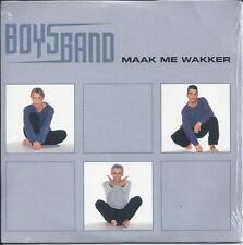BOYSBAND - Maak me wakker CD SINGLE 2TR CARDSLEEVE 2000 BELGIUM