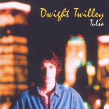 Dwight Twilley - Tulsa CD - Cult Mid-70's Oklahoman Pop Rocker Comeback -Miranda
