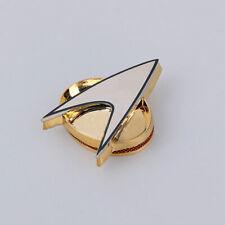 Star Trek Badge Cosplay The Next Generation Communicator Magnetic Badge Pin New