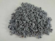 New Lego 384 Light Bluish Gray Plate, Modified 1 x1 w/clip vertical type 4