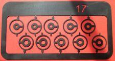 Parker Hale Matchmaker foresight 17mm Target sight element set std ring BSA, etc