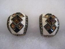 feba4883a Heidi Daus Screw Back (pierced) Art Deco Fashion Earrings for sale ...