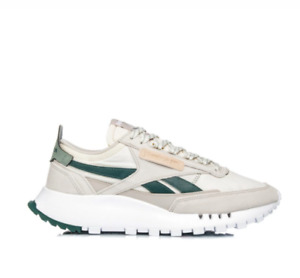 Reebok Classic Leather Legacy Grey Running Shoes FZ2924 Sand